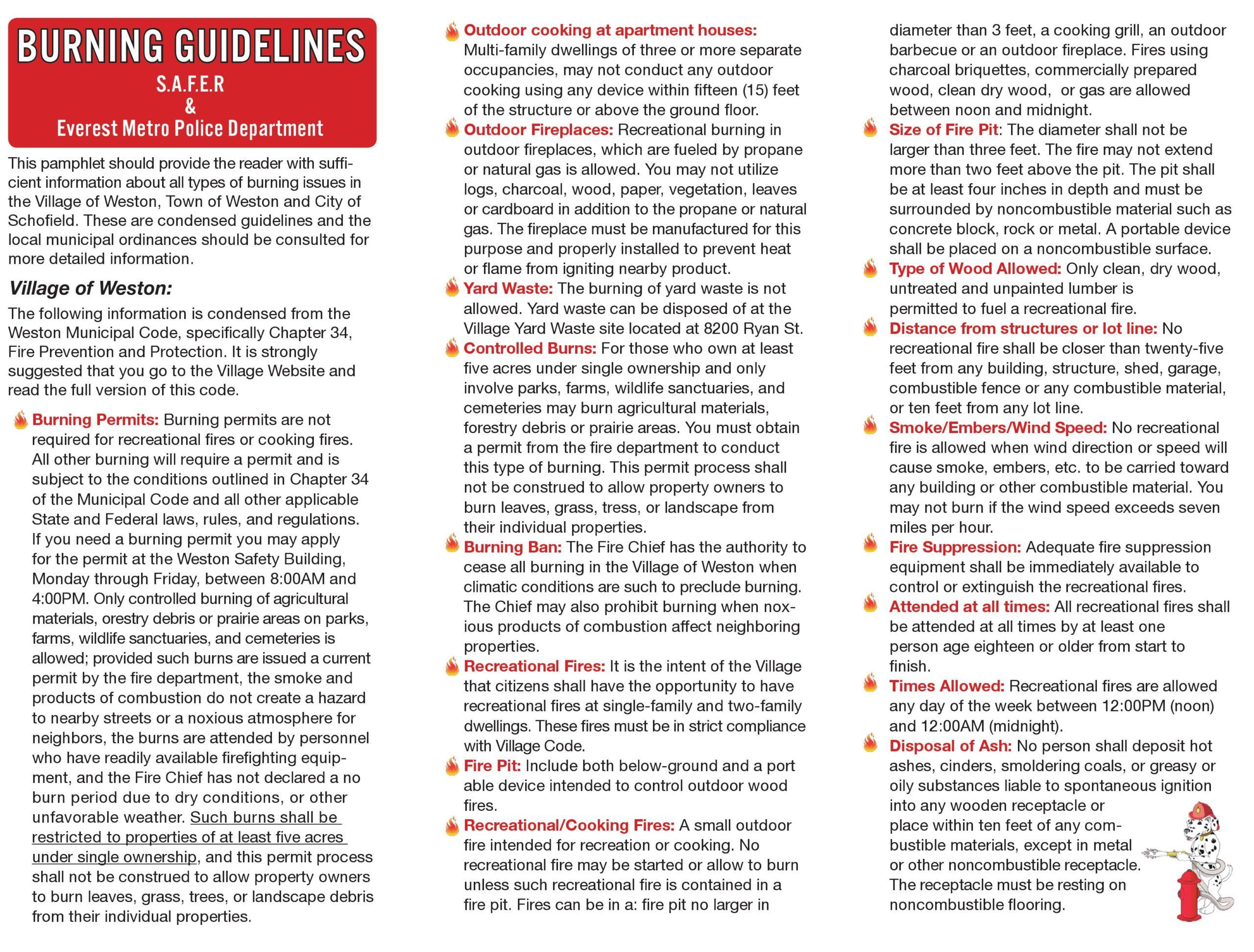 Burning Guidelines 0001